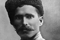 Василий Иванович Чапаев (1887-1919), начдив Красной армии, участник Первой мировой и Гражданской войны.