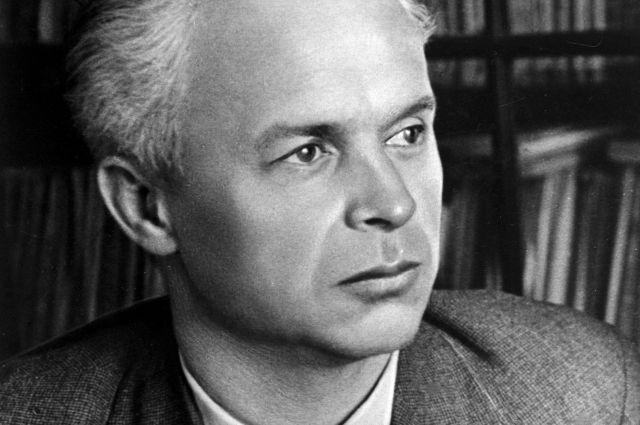 Александр Довженко. 1946 год.