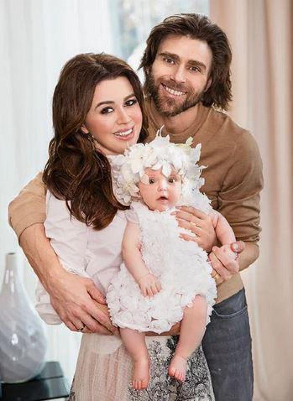 Год назад у Анастасии также родилась дочь Мила.