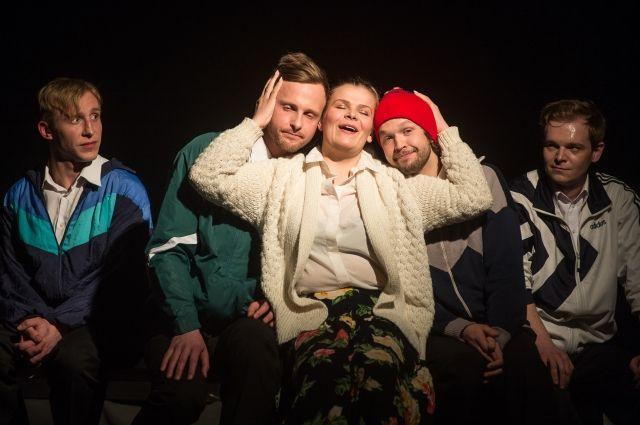 Украинский режиссер Стас Жирков поставил прекрасный спектакль