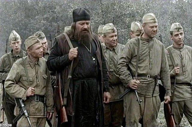 Сериал «Штрафбат». 2004 год.