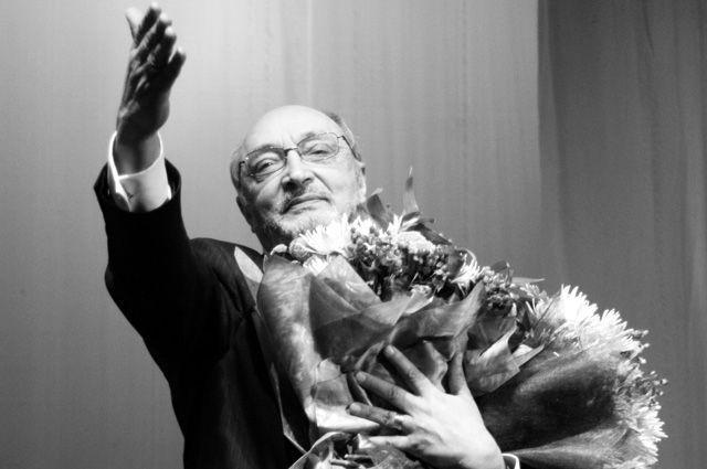 Михаил Козаков.