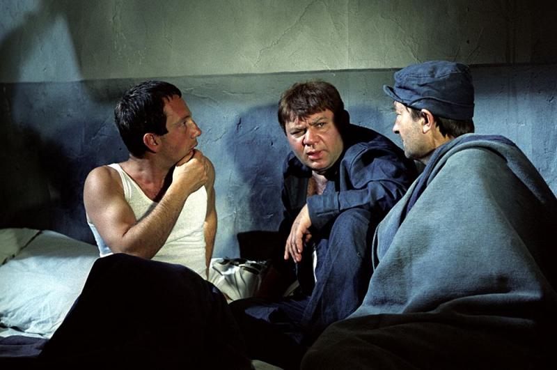 «Джентльмены удачи» (1971) — Косой.