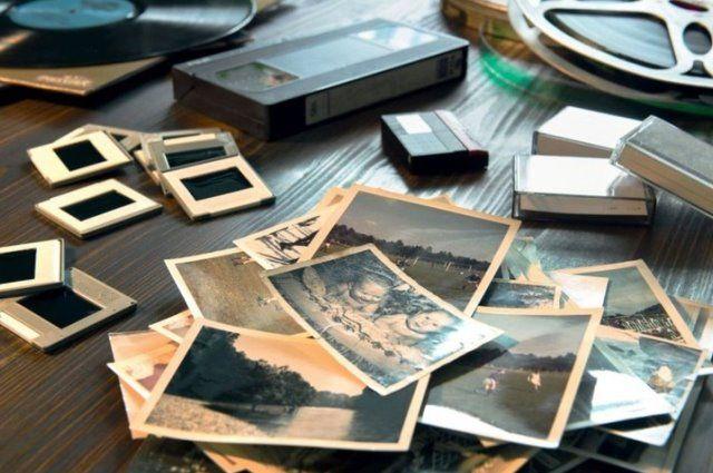 Оцифровать старую фотографию можно даже в домашних условиях.