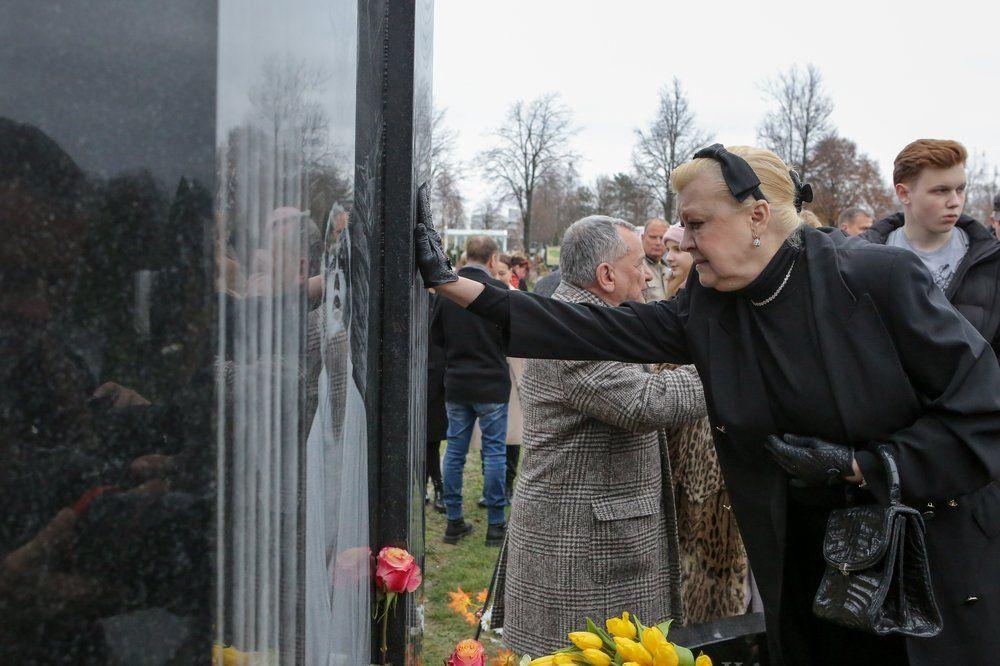 Актриса Наталья Дрожжина.