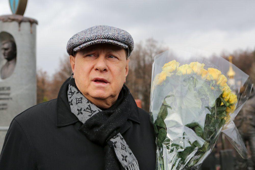 Директор театра «Ленком» Марк Варшавер.