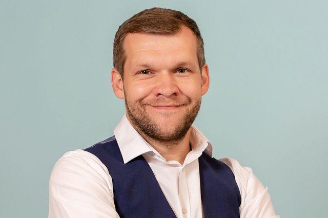 Игорь Жаборовский.