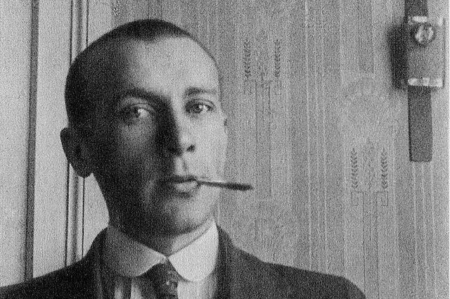 Булгаков в 1910-х годах во время учёбы в Киевском университете.
