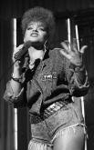 Певица Лариса Долина, 1983 год.