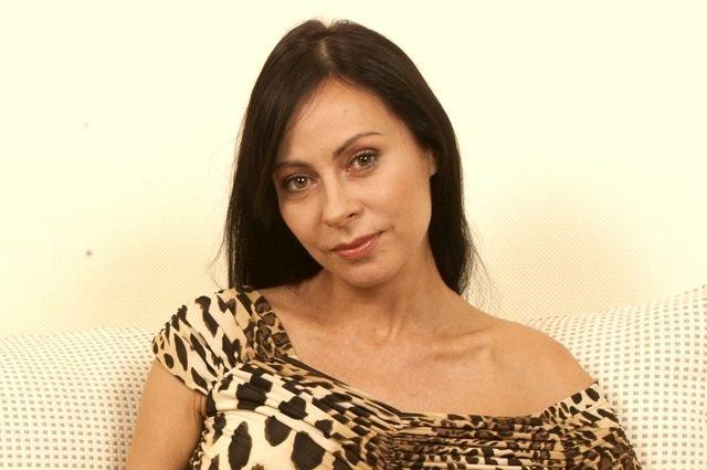 Марина Хлебникова.