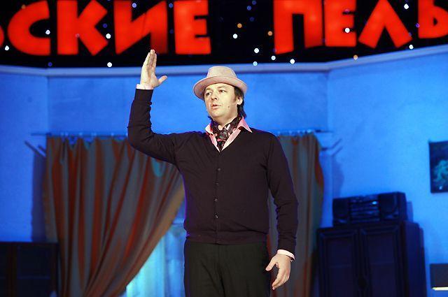 Бывший участник команды «Уральские пельмени» Сергей Нетиевский.