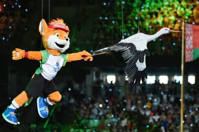 Европейские игры – самые крупные соревнования, которые прошли на территории суверенной страны.