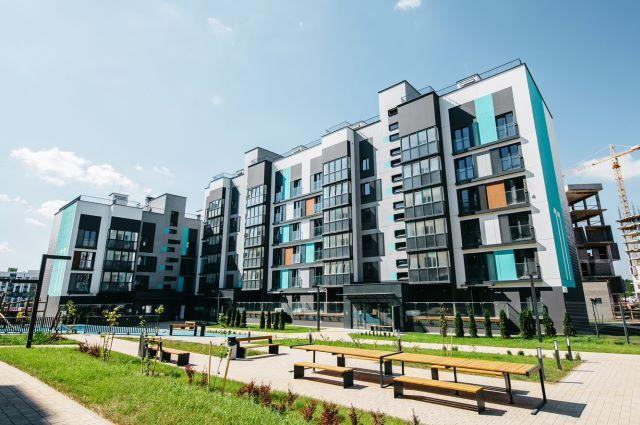 Жилой район «Новая Боровая», который строит «А-100 Девелопмент».