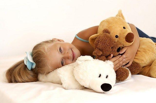 На игрушке не должно быть элементов, которые могут нанести ущерб ребенку.