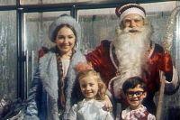«Новогодние приключения Маши и Вити». 1975 год.