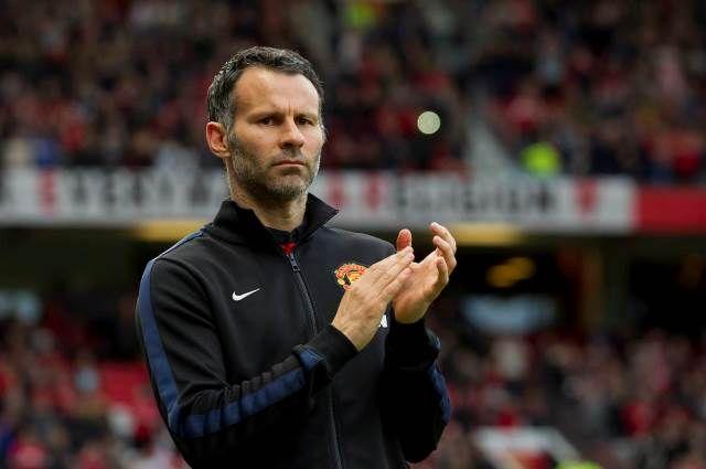 Райан Гиггз выступал в качестве играющего тренера в «Манчестер Юнайтед».