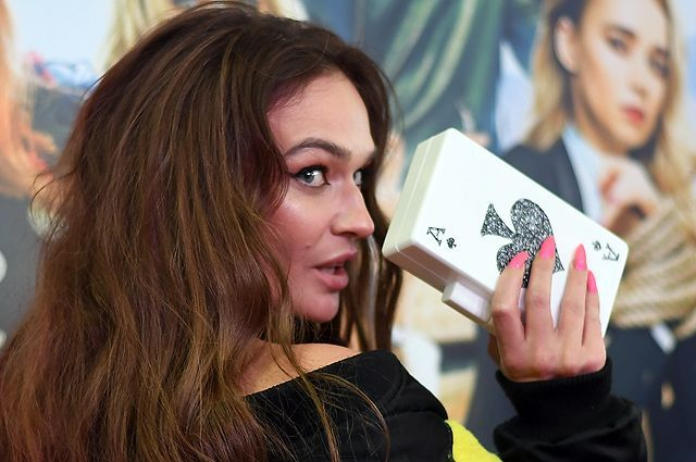 Алена Водонаева.