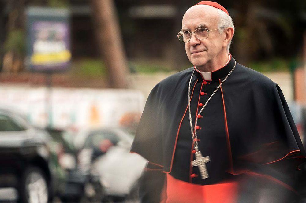 Джонатан Прайс, «Два Папы».