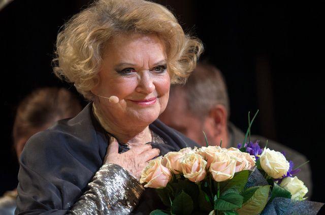 Валентина Талызина.