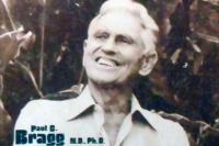 Поль Брэгг. Фото с обложки книги «Чудо голодания».