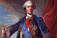 Людовик XV.