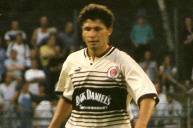 Юрий Савичев, 1998 год.