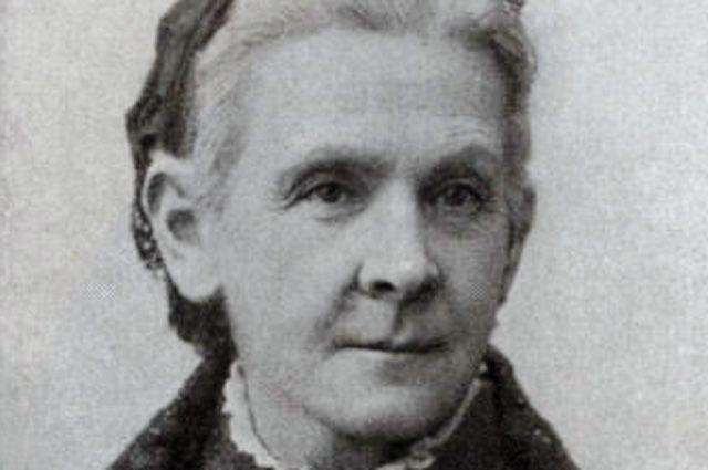 Мария Александровна Ульянова.