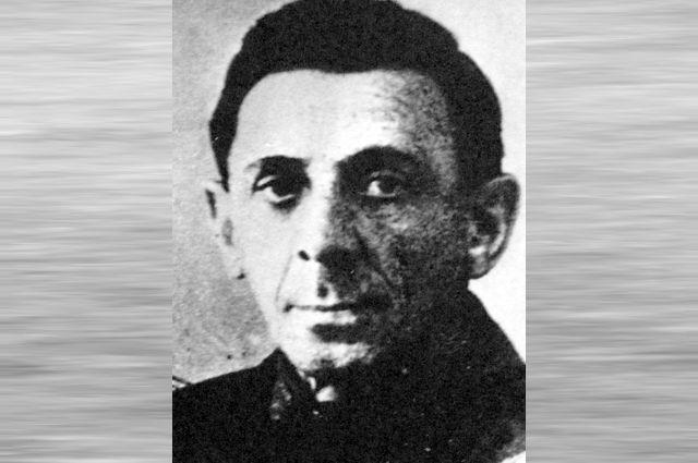 Михаил Букин, начальник Орловского сыскного отделения полиции.
