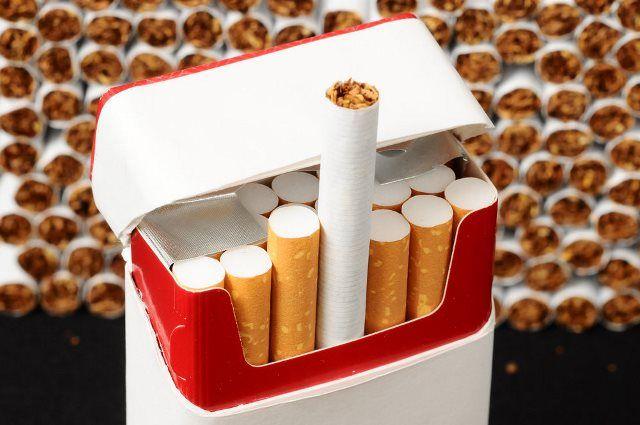 с 1 апреля табачные изделия подорожают