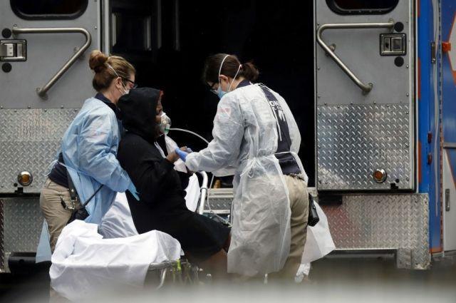 Число жертв коронавируса в США превысило 5,1 тысячи...