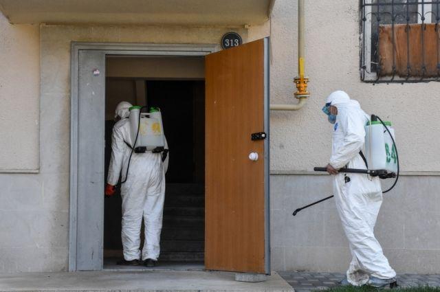 В Литве злоумышленники предлагают дезинфицировать жилье или просто проверить комнаты на наличие вируса.