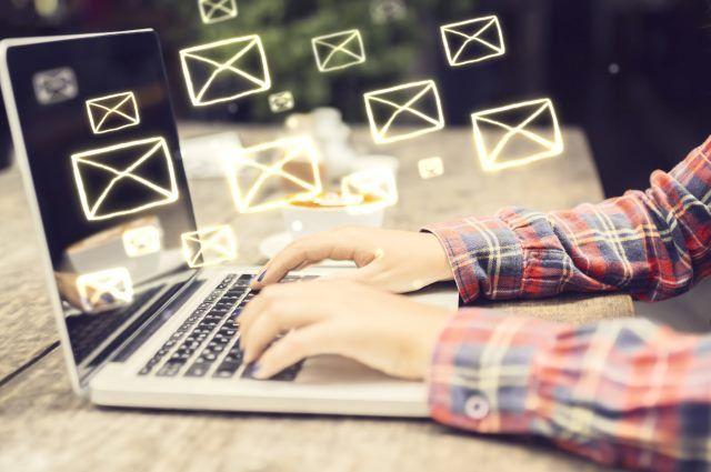 Традиционная электронная почта постепенно теряет пользователей.