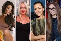 Евгения Феофилактова, Дарья Пынзарь, Виктория Боня, Алена Водонаева.