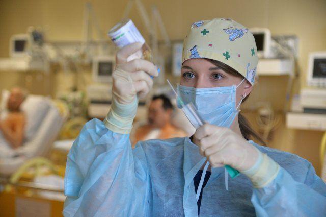 Некоторые атлеты на время пандемии переквалифицировались в медиков.