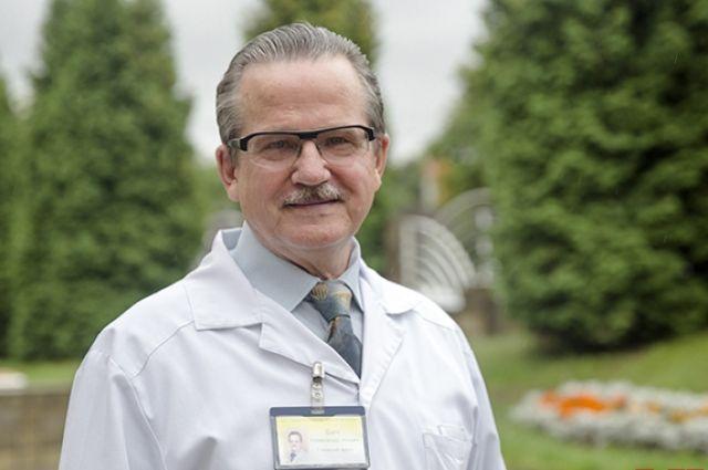Главный врач Городской гинекологической больницы Александр БИЧ: «У нас было немного больше времени, чем  у коллег».