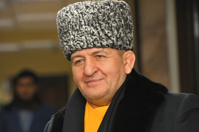 Абдулманап Нурмагомедов.