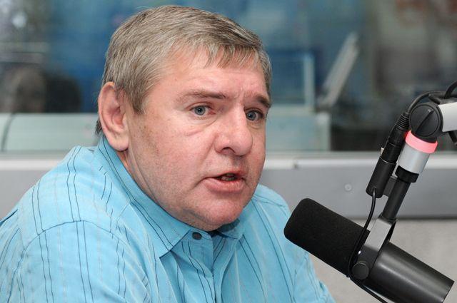 Владимир Крутов.