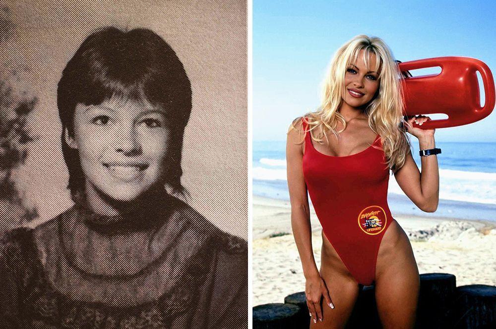 Памелу Андерсон, прославившуюся после «Спасателей Малибу», трудно даже представить с другим цветом волос.