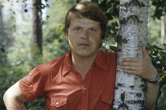 Михаил Кокшенов.