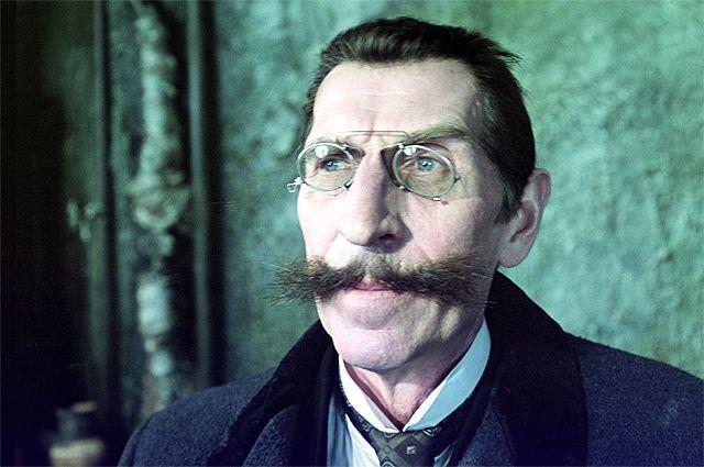Главный персонаж в картине у него был один: Киса Воробьянинов в «12 стульях» Леонида Гайдая.