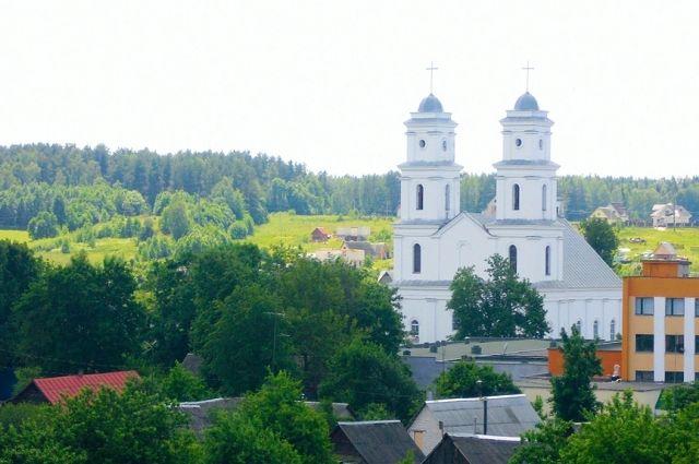 Ныне Радошковичи – городской поселок в Молодечненском районе.