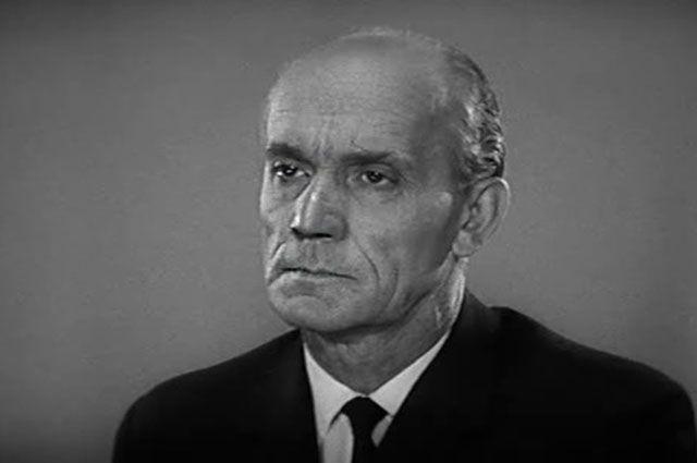 Вацлав Дворжецкий.