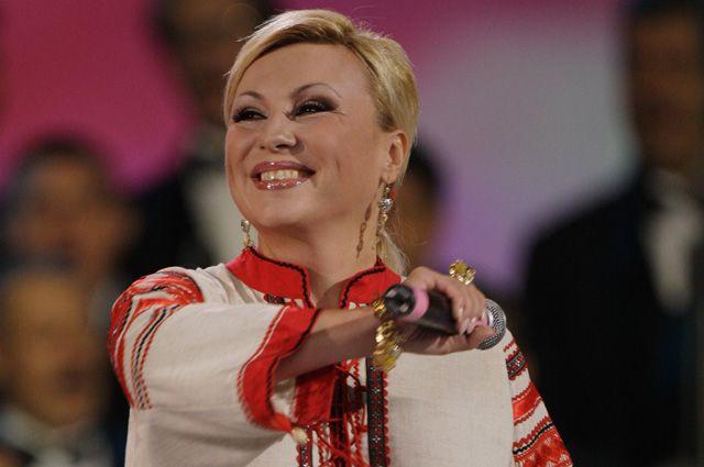 Валентина Легкоступова.