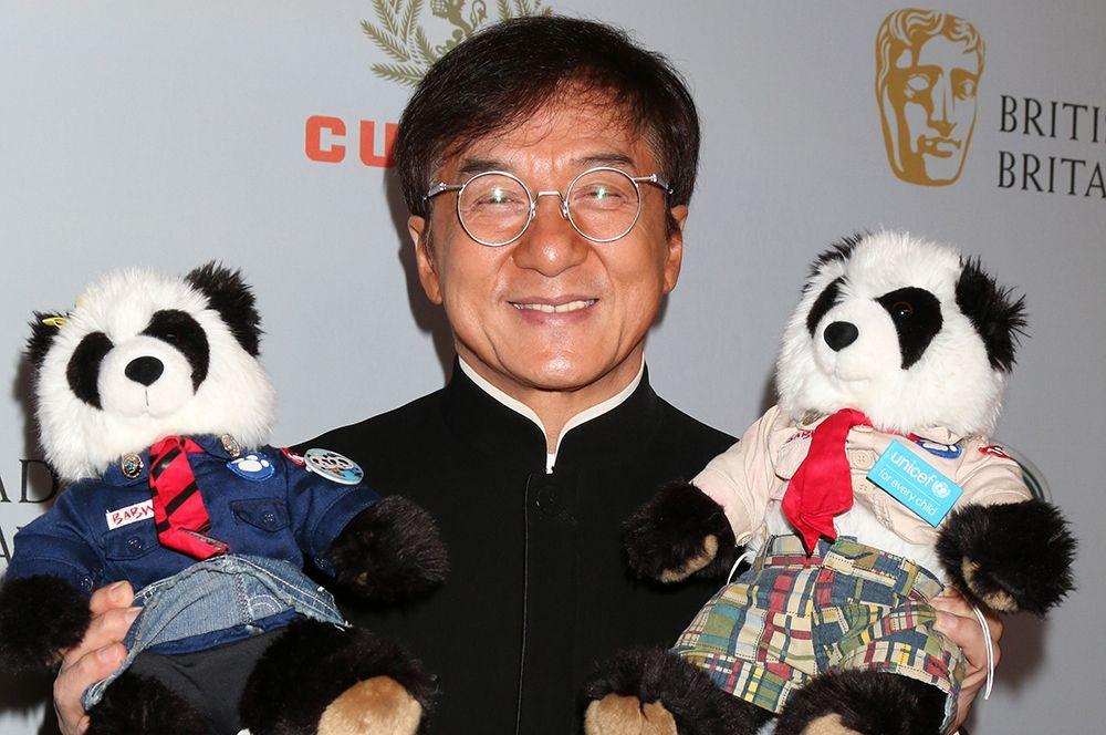 Джеки Чан — $40 млн. За последний год актер снялся в пяти фильмах.