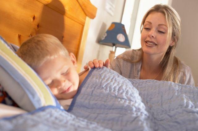 Переключаться на новый режим сна стоит постепенно.