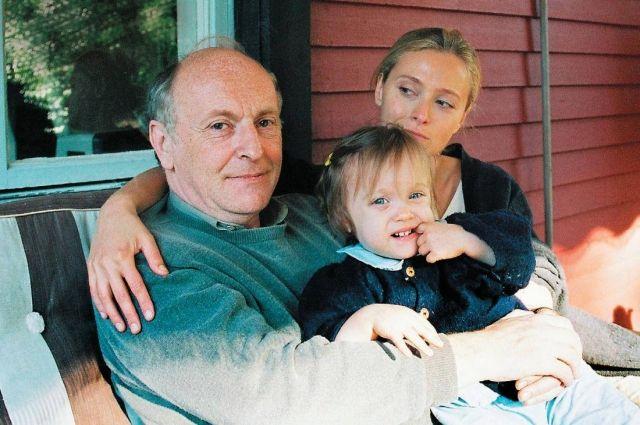 Дочь Анну Бродский назвал в честь Ахматовой.