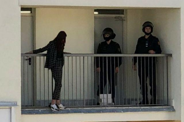 фото очевидца