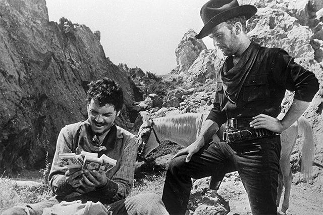 Гайдай первым открыл Америку в Крыму, когда в начале 1960-х снимал «Деловых людей» по О. Генри.