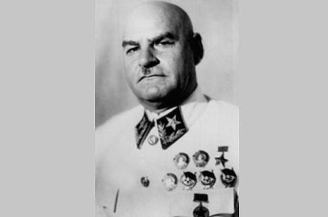 Григорий Кулик.