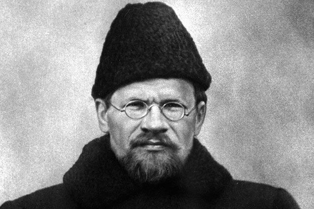 Михаил Калинин.